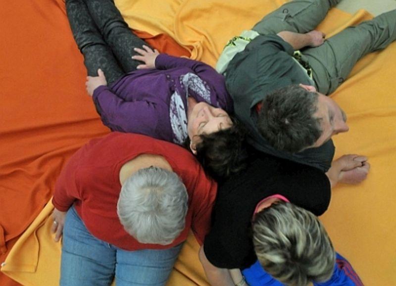 Kinaesthetics-Kurs für pflegende Angehörige ab 12. September
