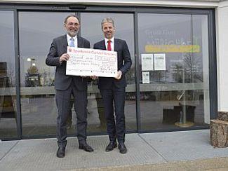 Stiftergemeinschaft spendete 1000 Euro