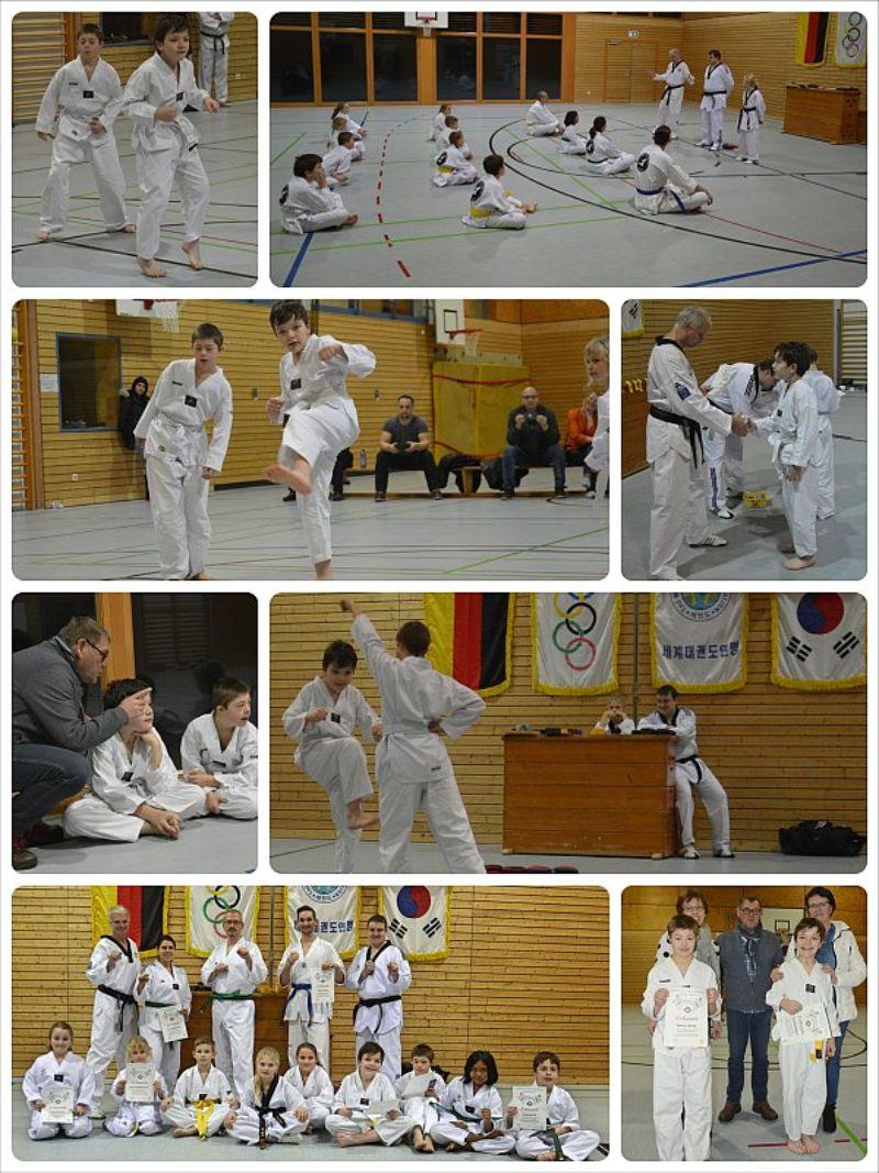 Inklusion beim Taekwondo Center Büttner