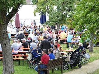 Sommerfest von Regens Wagner Absberg begeistert