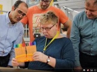 Bistum Eichstätt veröffentlicht Video über unsere Werkstatt