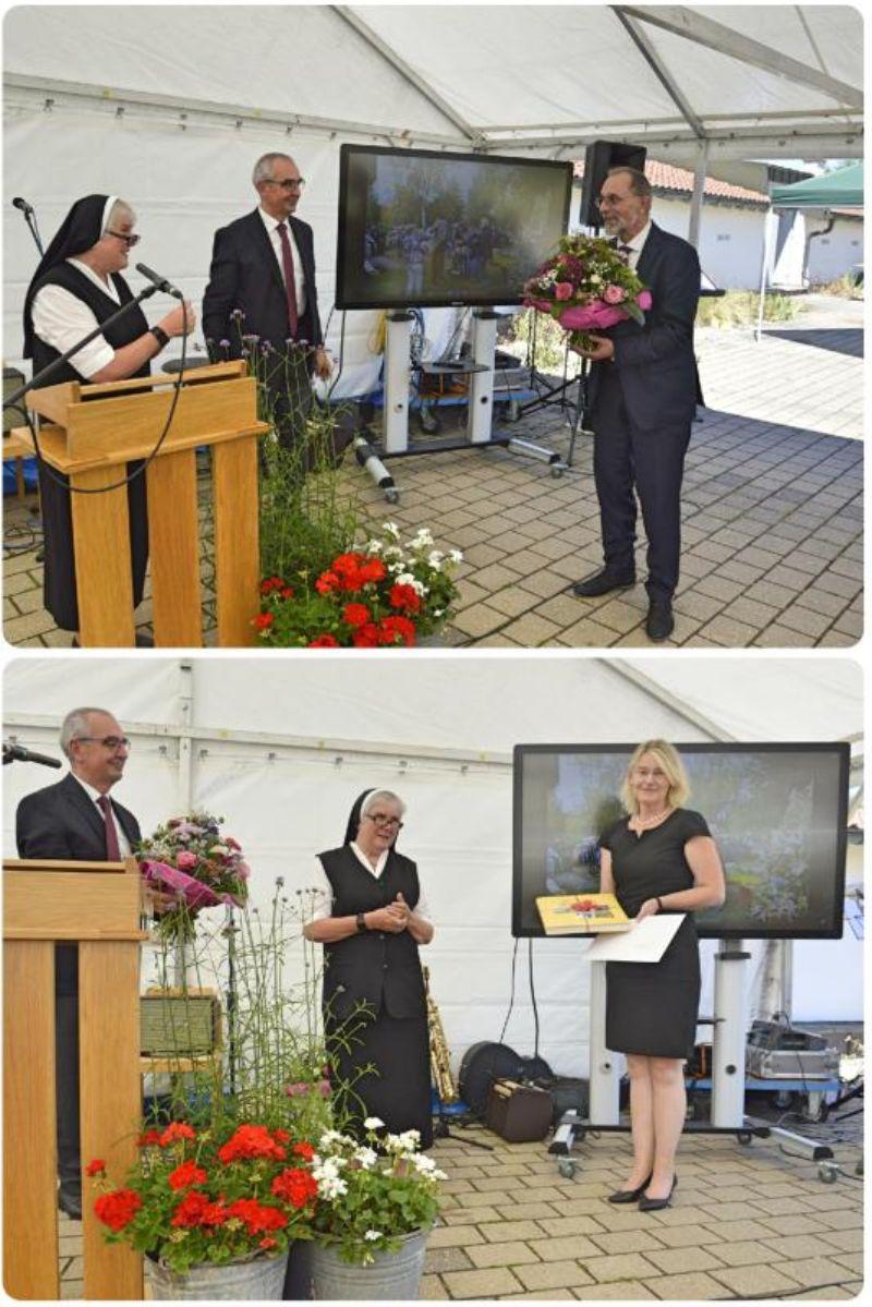 Doris Frohnhöfer ist neue Gesamtleiterin von Regens Wagner Absberg