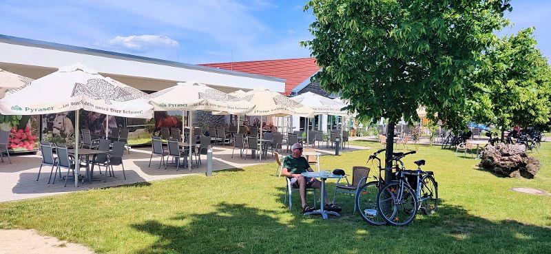 Endlich: Müßighof Bistro öffnet seinen Außenbereich am 8. Juni